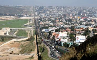 USA og Mexico