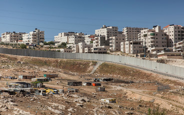 Israel og Palæstina